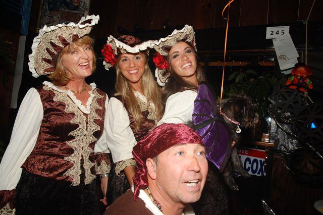 Seahorse Halloween 2010